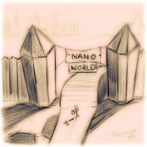 Nanoworld entrance